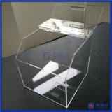 중국 도매 주문을 받아서 만들어진 아크릴 사탕 전시 상자