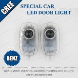 벤츠를 위한 LED 차문 가벼운 영사기 유령 그림자 빛 LED