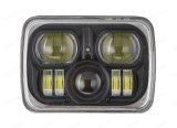 Jeep Wrangler LED de 7 pouces de feux de travail 45w 6000K Accessoires de voiture