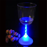 印刷される習慣はLEDのワイングラスをつける