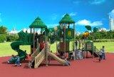 Corrediça atrativa HD17-003A do equipamento do campo de jogos dos miúdos de Appearanceoutdoor