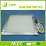 Verschobenes vertieftes Panel-weißes Licht-Büro der Decken-LED, das 600 x 600 36W Instrumententafel-Leuchte beleuchtet