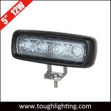 Alta intensidad, de 5 pulgadas de 12V 10W CREE LED luces de trabajo de camiones offroad