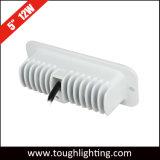 "LED DE 12V de las luces de Marina 5"" 12W LED de inundación de blanco Luces de trabajo para barco Marine"