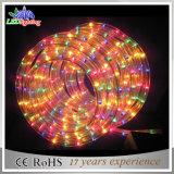 Luz da corda do diodo emissor de luz da luz 12V da corda 3600LED da decoração 100m do feriado