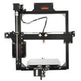 Stampante da tavolino poco costosa di Fdm 3D di alta precisione di Anet con il blocco per grafici del metallo