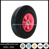 8X2 인치 피마자 손수레를 위한 단단한 고무 바퀴 타이어