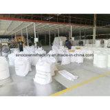 Couverture de fibre en céramique de température élevée pour résistant au feu
