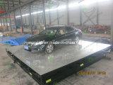 4000kg hidráulicos se dirigen la elevación del coche con el vector giratorio