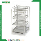 Single Sided Wall Unit Supermarket Shelving (HBE-SR)