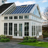 알루미늄 밀어남 일광실 유리제 녹색 집 도매 알루미늄 합금 일광실 일광실