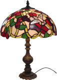 Lámpara de tabla de Tiffany (G120218T)