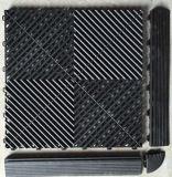 ガレージのタイル張りの床の骨がある床のための連結のガレージのフロアーリング