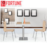 Ресторан быстрого питания в таблице с высоким качеством и низкой цене (FOH-BC11)