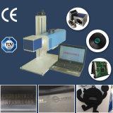 machine de marquage au laser CO2 20W pour Non-Metal PVC, PE