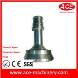 油圧部分のCNCの機械化