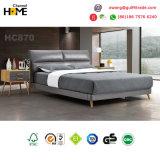 bed (HC870) 새로운 도착 침실 가구 임금