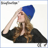 Gorrita tejida sin hilos de Bluetooth del uso del invierno con la música y la llamada (XH-BH-001)