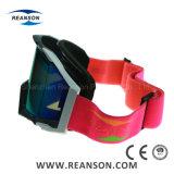 新しいデザインヘルメットの互換性のある専門のスノーボードのゴーグル