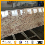 Poliersmaragdperlen-Granit für Pflasterung-/Countertop-/Vanity Oberseite/Fliesen