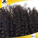 9Aブラジルの毛の拡張加工されていなく自然なRemyの人間の毛髪
