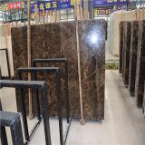Mattonelle di marmo naturali & lastre del marmo scuro della lastra di Emperador