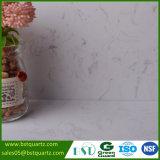 Pietra bianca artificiale del quarzo di Marbing