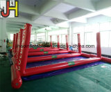 Jogo de Voleibol insuflável de água, Voleibol Net para venda