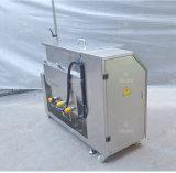 화학 분말을%s 전기 난방 강저 유형 섞는 기계장치