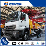 Sany 49mの具体的なポンプトラックの泡のコンクリート機械