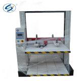 Автоматическую коробку из гофрированного картона в салоне) испытание на прочность сжатия тестирования оборудования