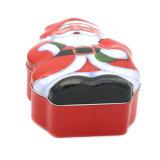 Juguete de lata vacía Caja de Navidad