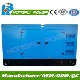 gerador 120kw Diesel elétrico Soundproof com o motor de Shangchai Sdec