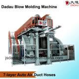 Производственная линия шланга воздуховода 7 слоев автоматическая