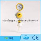 Autoklavierbarer verwendeter medizinischer Absaugung-Regler des Glas-Yf-Dtvac-01 Erwachsener für hängenden Typen