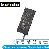 De Adapter van de Macht van de Adapter van de efficiency 12V 5A 60W AC gelijkstroom met Desktop