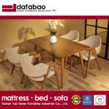O restaurante moderno mobiliário de sala de jantar Cadeira de jantar em madeira (D23)