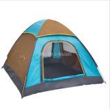 خيمة آليّة, طبقة خارجيّ وحيدة صامد للمطر خيمة 3-4 الناس