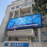 Bekanntmachen P8 des im Freien LED Bildschirms für Bahnhof