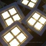 4PCS RGBW 4in1 LEDsとのWiFi LED Downlightの正方形の整形