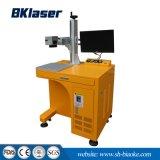 Macchina per incidere da tavolino del laser della fibra per il marchio