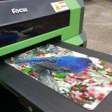 焦点のマーフィーのジェット機のプラスティック容器のための紫外線平面印字機