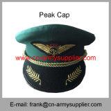 卸し売り安い中国の軍隊のワシのバッジの警察の軍のピーク帽子
