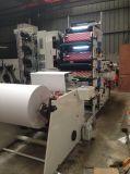 Stampatrice del sacco di carta di Flexo 650-850mm con il taglio