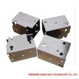 Broching/bohrende hohe Toleranz-CNC maschinell bearbeitete Teile