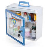 Lockable коробка индивидуального пакета с дверью акрилового стекла