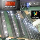 Der Cer RoHS Disco-8 Stab-Licht Kopf-Träger-des Effekt-LED