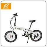20 pulgadas de la batería oculto bicicleta eléctrica plegable para adultos y niños