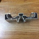 Quadrada, Circular diferentes perfis de extrusão em ligas de alumínio para tubo de Porta e Janela 184