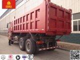 30ton Sinotruk HOWO 트럭 엔진 336HP 6X4 팁 주는 사람 덤프 트럭